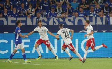 Шалке се провали на старта във Втора Бундеслига