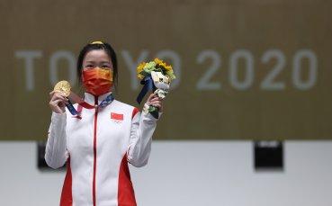Китайка спечели първата олимпийска титла на Игрите в Токио