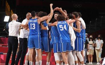 12 последователни точки дариха Италия с победа над Германия на Токио 2020