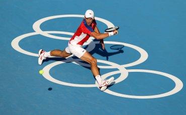 Испански тенисист: Ще поднеса изненадата срещу Джокович