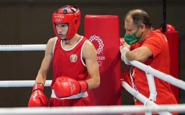 Станимира Петрова се завръща на ринга