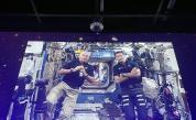 За първи път български деца говорят на живо с астронавтите на МКС