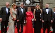 Румен Радев и Десислава Радева на опера с президентската двойка на Австрия