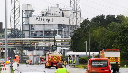 Предотвратиха втора експлозия в химическия завод в Леверкузен, жертвите и ...