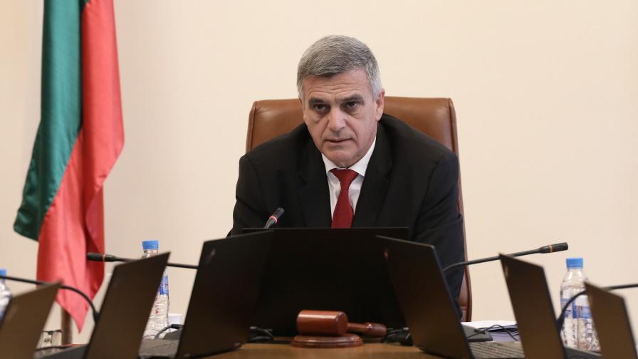 Стефан Янев: Политическите сили припознаха призивите за диалог