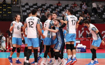 Аржентина измъкна драматична победа над Франция в Токио