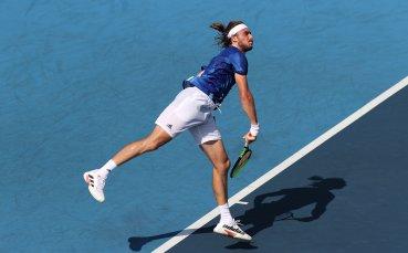 Тенис легенда: Циципас ще е следващата голяма звезда