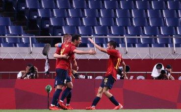 Испания се класира на 1/4-финал в Токио след равенство с Аржентина