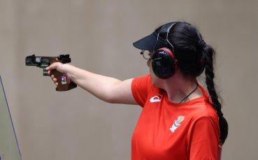 Малко не достигна на Антоанета Костадинова за нов медал