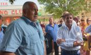 Борисов: Като слушах Тошко Йорданов от трибуната, изпаднах в паника