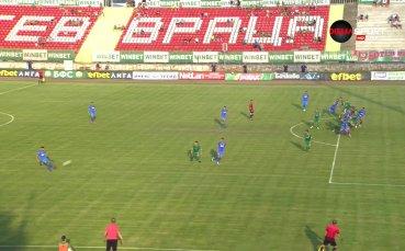 Отмениха гол на Левски