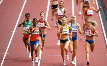 Световна шампионка изуми всички на Токио 2020