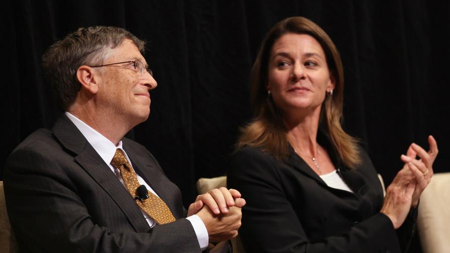 <p>Бил и Мелинда Гейтс: Един от най-скъпите разводи в историята</p>