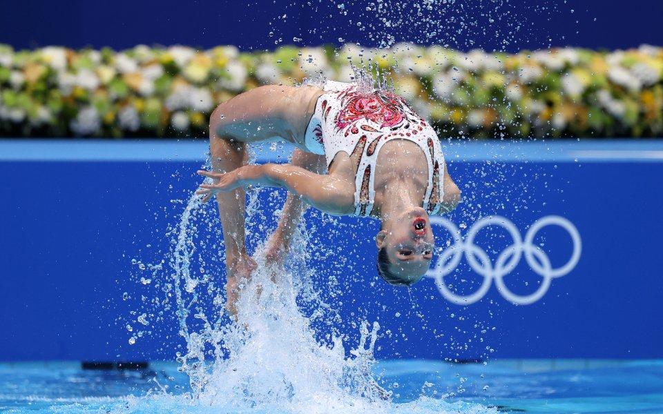 Гръцкият отбор по артистично плуване се оттегли от участие на