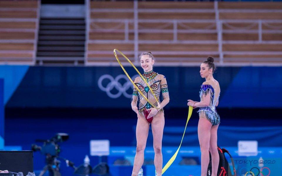 Боряна Калейн и Катрин Тасева проведоха силна подиум тренировка преди