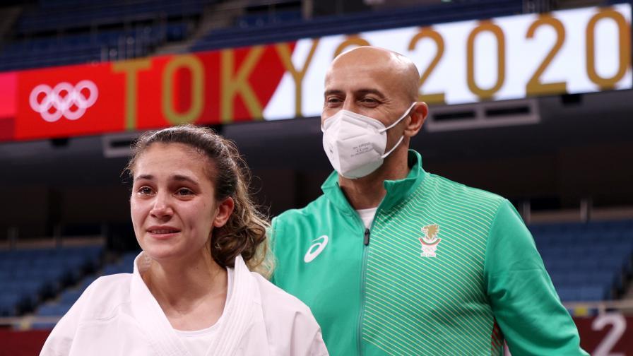 Ивет Горанова спечели златен медал на...