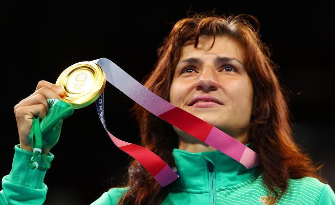 Стойка Кръстева донесе второ олимпийско злато за България в Токио