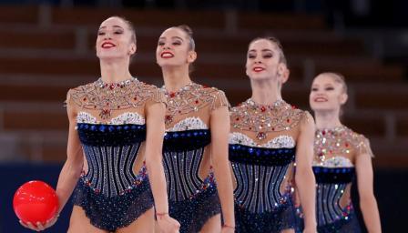 Златна нощ: Нова победа и рекорд за ансамбъла по художествна гимнастика