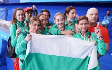 Ново признание за златните момичета на България
