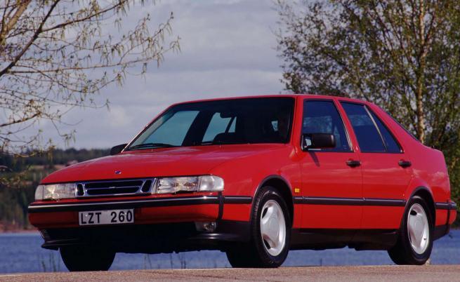 Saab 9000 (1997)