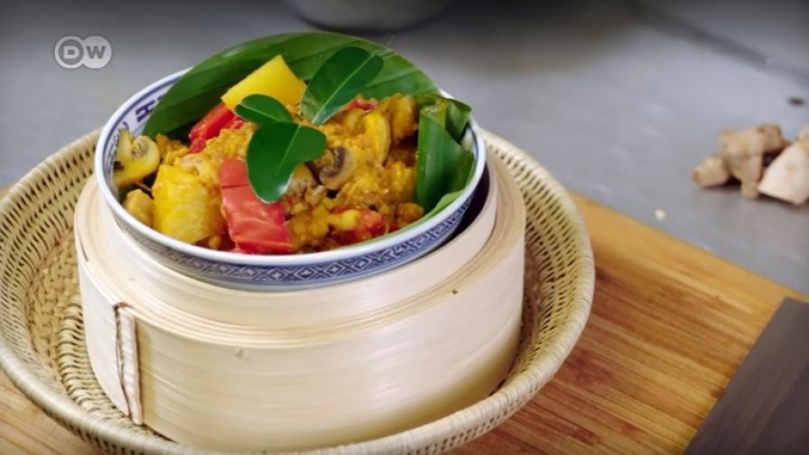 Как да сготвим националното ястие на Камбоджа
