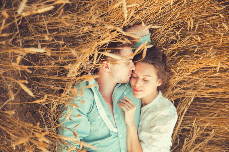 любов двойка обич
