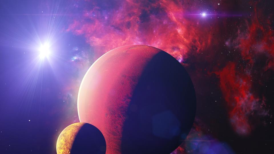 марс меркурий