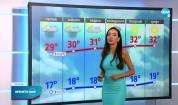 Прогноза за времето (18.08.2021 - централна емисия)