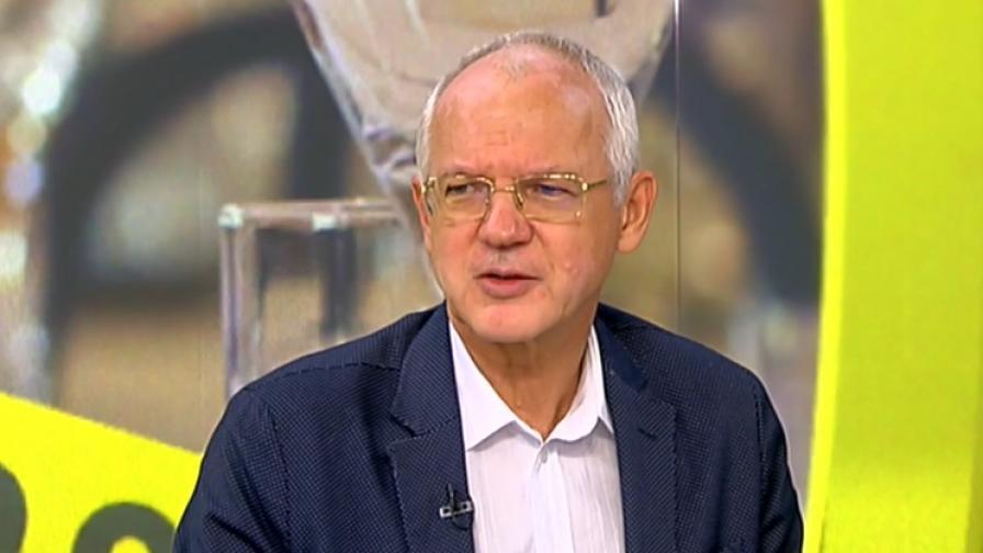 Васил Велев: Притеснява ни липсата на актуализация на бюджета