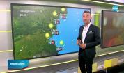 Прогноза за времето (23.08.2021 - сутрешна)