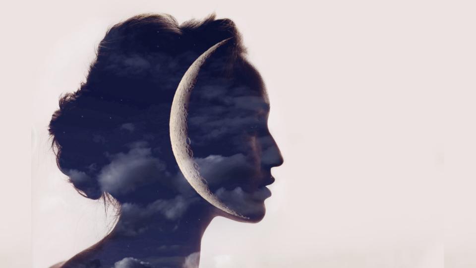 жена Луна астрология
