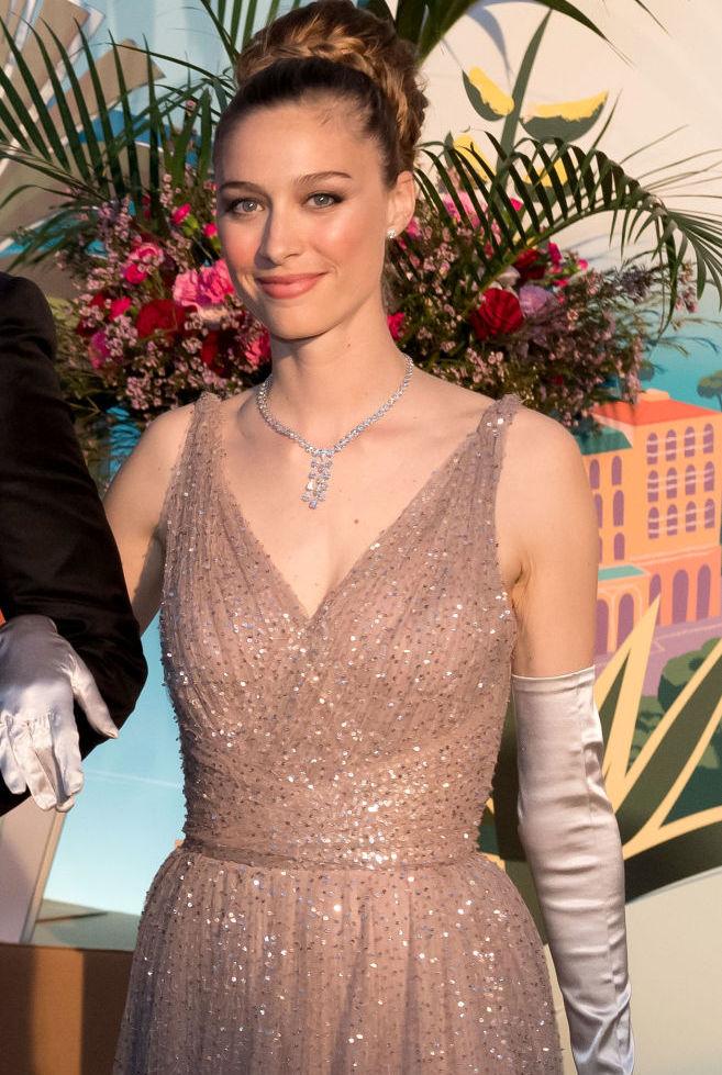 <p>Беатрис Боромео от Монако e най-елегантната кралска особа в Европа</p>