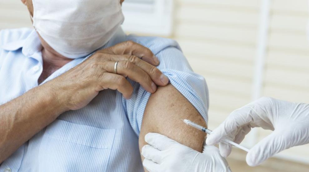 Над 40 000 души са се ваксинирали у нас за 2 дни