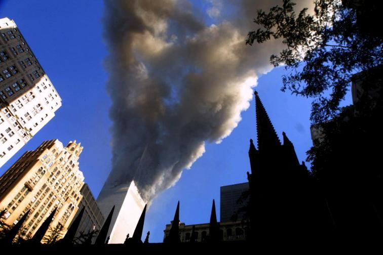 11 септември Ню Йорк Пентагона атаки