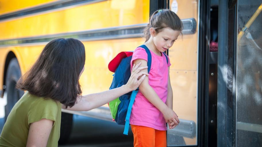 Какво трябва да знаете за тревожността при децата