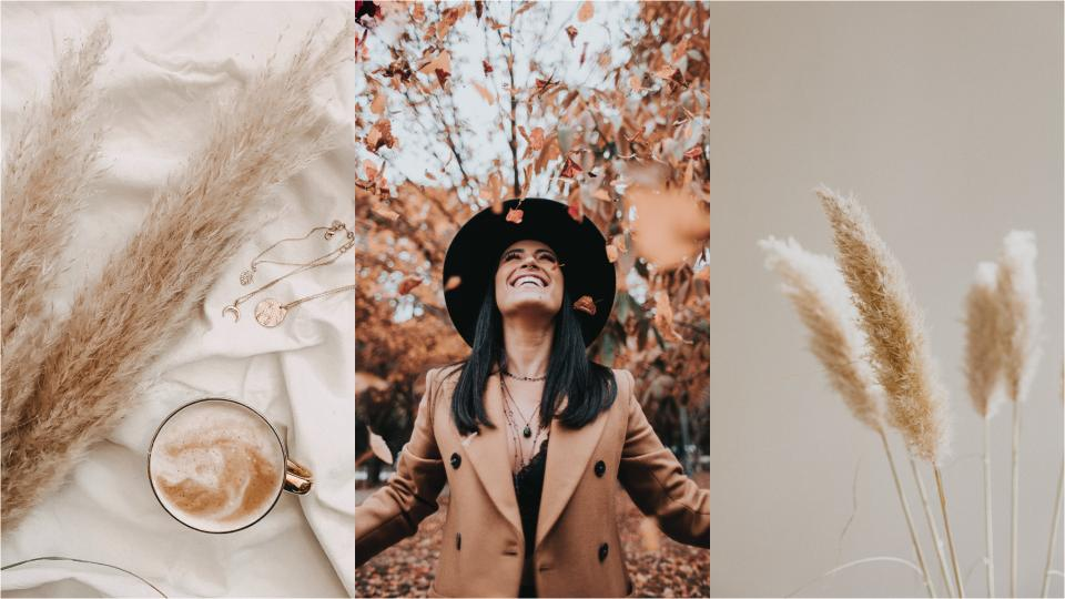 жена кафе сутрин есен природа хороскоп