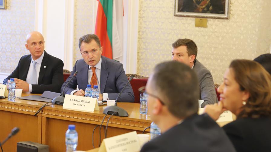 """Провал на последното заседание на комисията за """"Росенец"""""""