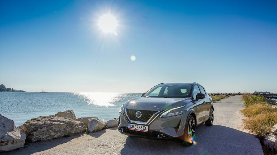 <p>Тестваме топ инфлуенсъра Nissan Qashqai</p>