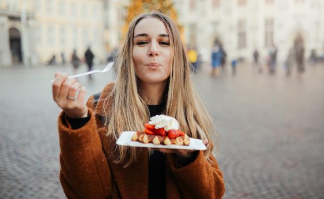 Как да спрем да ядем сладко, няколко предложения