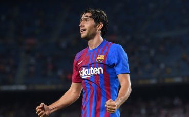 Барселона и Сержи Роберто се разбраха за новия договор
