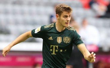 Защитник на Байерн избра Хърватия пред Германия