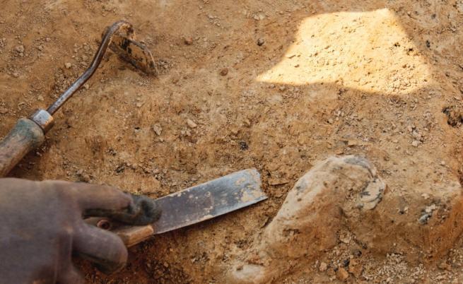 Неразгадаема мистерия: Археолози откриха загадъчна статуетка