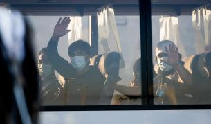 С емотикона Белгия евакуирала хора от Афганистан