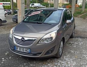 Вижте всички снимки за Opel Meriva