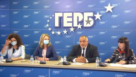 Борисов: Жените да дойдат на власт, а самозабравилите се мъже - вкъщи да  ...