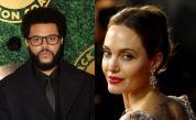 Анджелина Джоли и The Weeknd подклаждат слуховете за романтична връзка