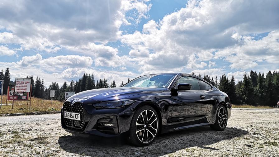 BMW 4 Series е истинско откровение (тест драйв)