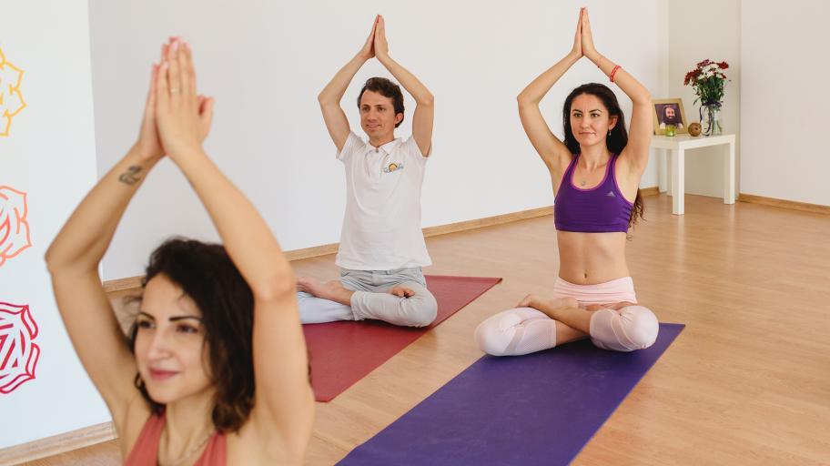 Дихателните практики и медитация правят децата ни пълноценни хора