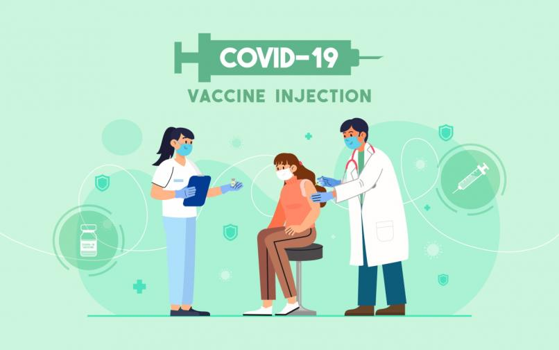 коронавирус ваксина ваксинация