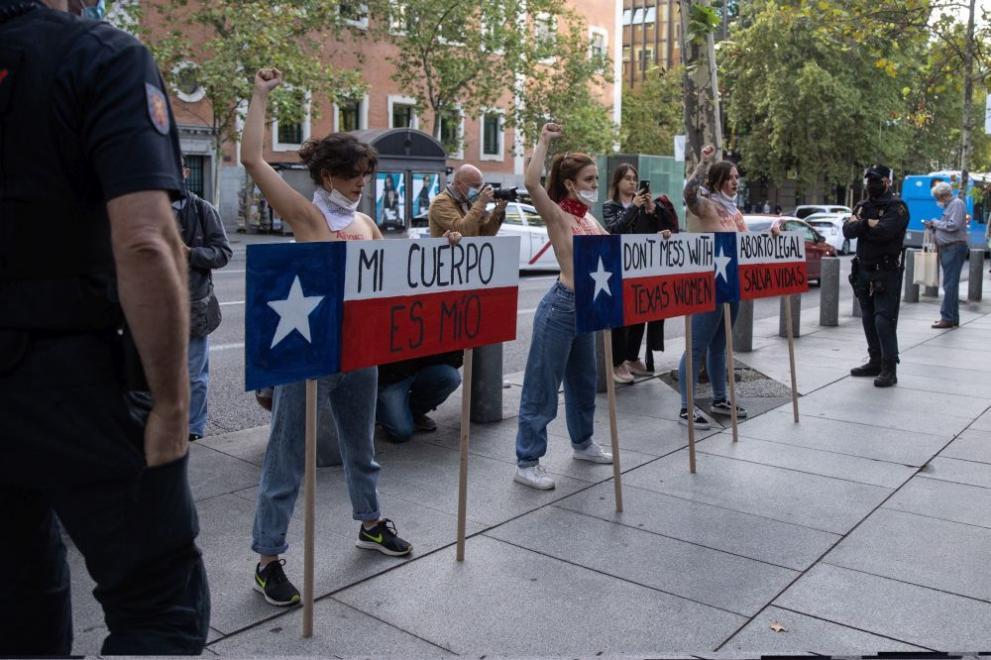Тексас аборт